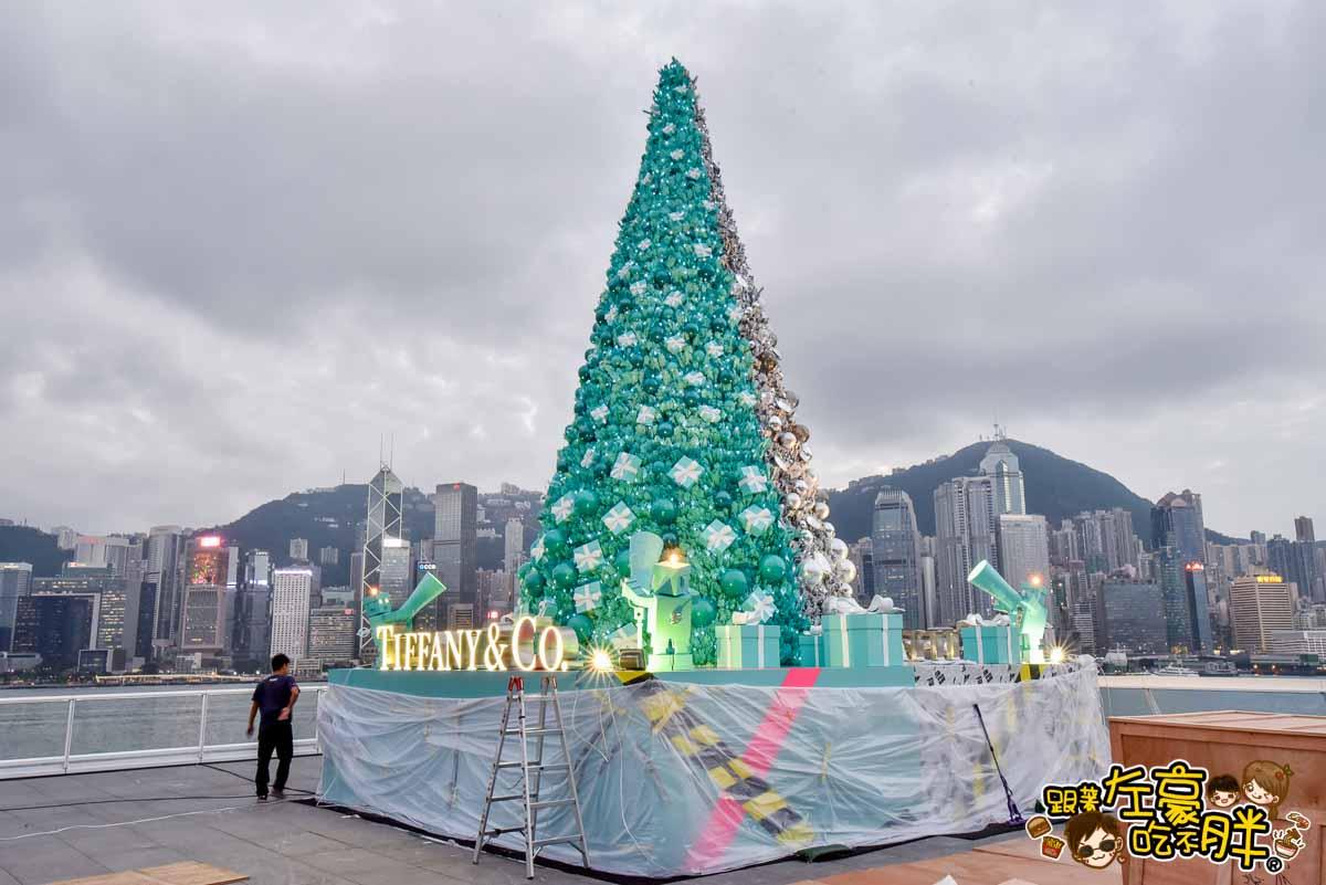 香港聖誕節 尖沙咀海港城聖誕裝飾-42