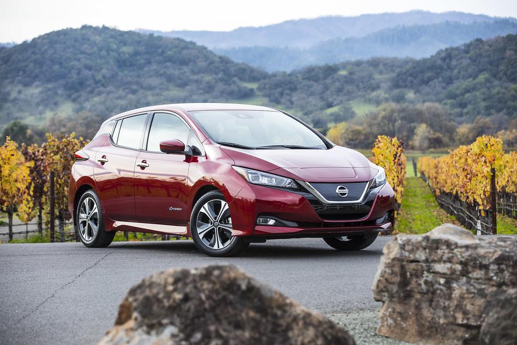 Comprar Nissan Leaf