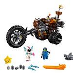 LEGO Movie 2 70834 MetalBeard's Heavy Metal Motor Trike 02