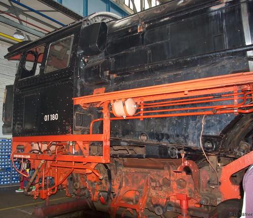 be-01 180 Bayerische Eisenbahnmuseum