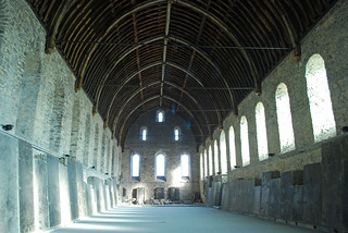 Sint-Baafsabdij - Authentic medieval Refectory