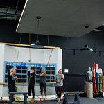 NYFA Los Angeles - 12/10/2018 - Cinematography Program @ Laurel Canyon Stages (Build day)
