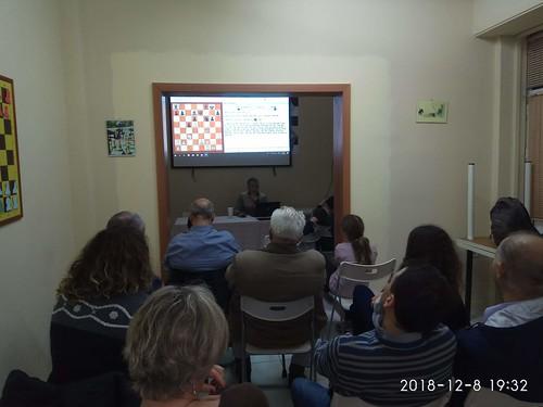 2018. Εκδήλωση για τη 43η Σκακιστική Ολυμπιάδα