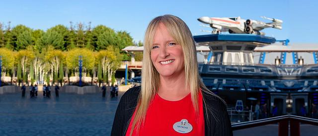 Natacha Rafalski nommée Présidente de Disneyland Paris