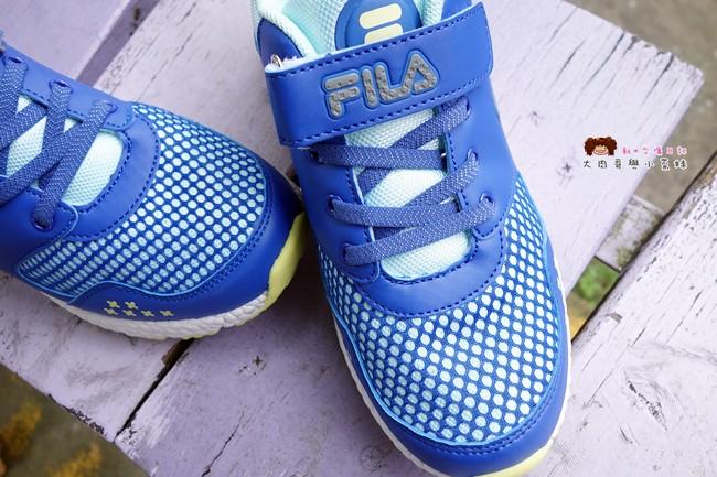 FILA 兒童氣墊慢跑鞋 足弓支撐鞋墊 (16)