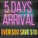 Overseas Warehouse Great Sale: 5 Days Arrival
