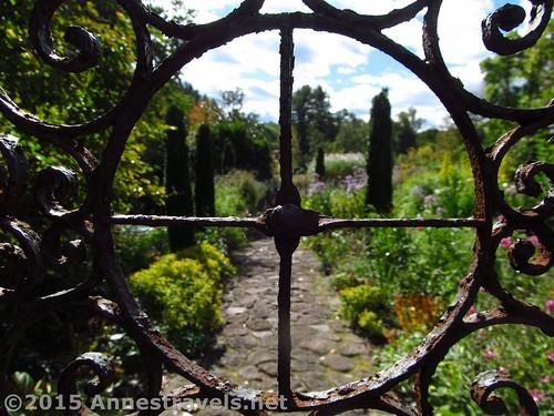 Cottage Garden Gate