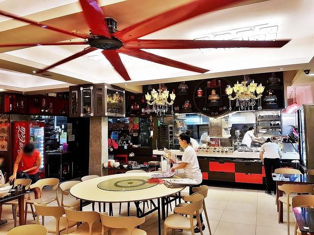 Lee Kwang Kee Teochew Cuisine Interior