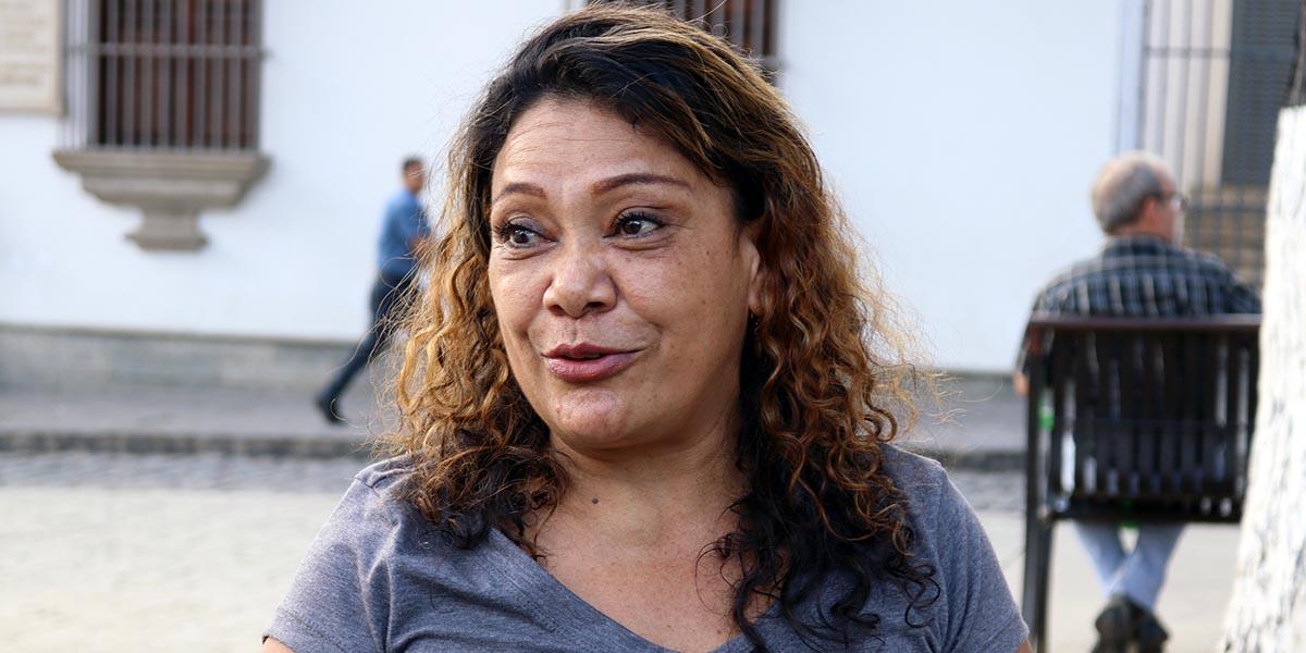 Ciudadana colombiana agradece al Gobierno Bolivariano y Conare por otorgarle la condición de refugiada en Venezuela