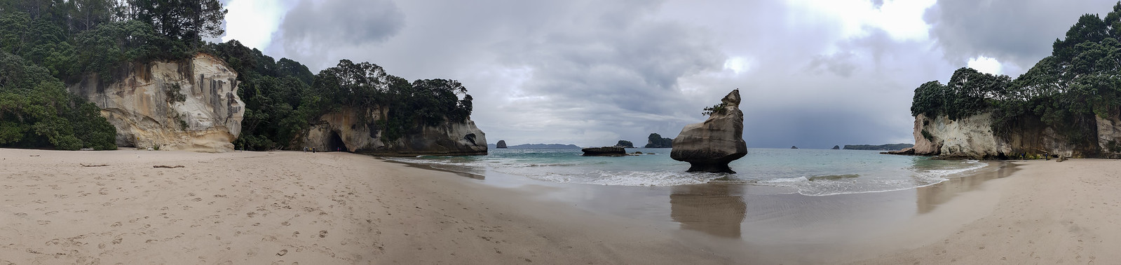NZ Travel Diary | The Remote Treasure of the Coromandel: Walking to Cathedral Cove