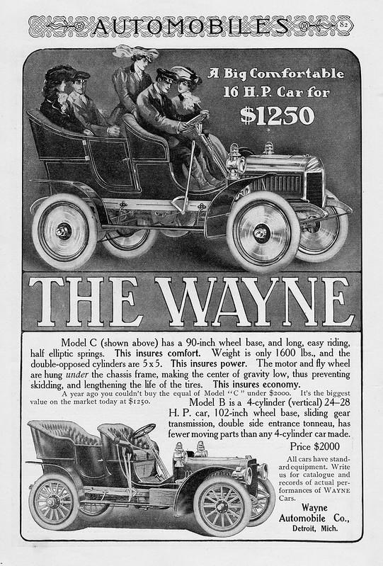 1905 Wayne Model C