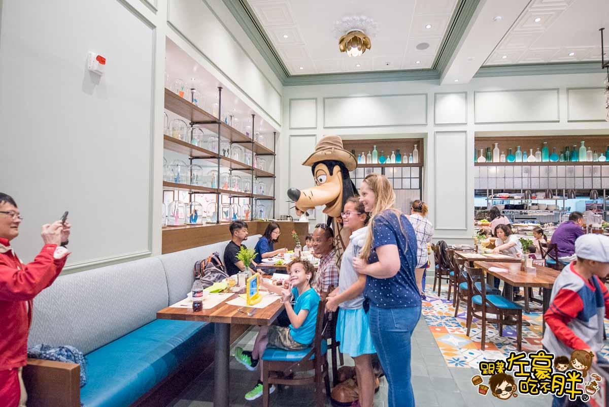 香港迪士尼探索家度假酒店一芊采餐廳-1