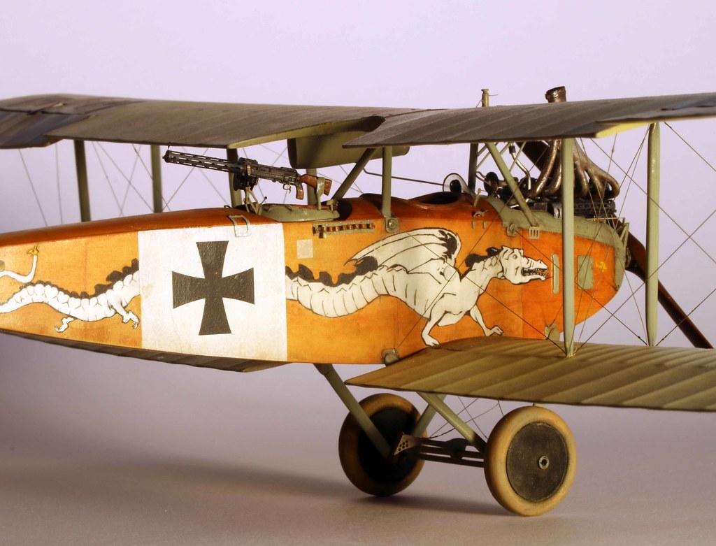 1/48 Albatros C. III   Crocodile et Dragon - Page 2 46015330984_900eb92d3c_b