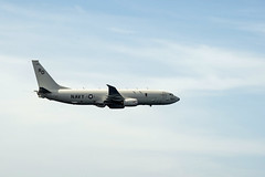 File photo of a P-8A Poseidon from Patrol Squadron (VP) 47. (U.S. Navy/MC1 Bryan Niegel)