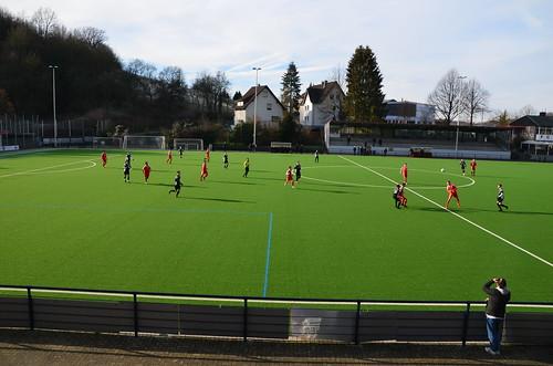 FC Iserlohn A 2:4 Sportfreunde Siegen A