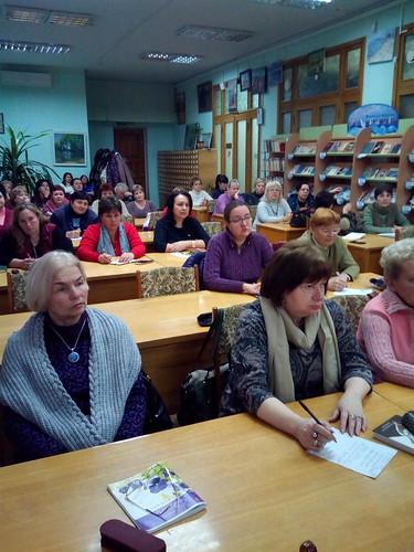 засідання школи бібліотечної майстерності «Краєзнавчий потенціал шкільної бібліотеки»