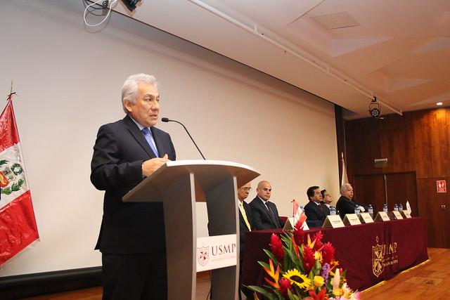 Universidad de San Martín de Porres culminó con éxito sus programas de la Universidad Interna 2018