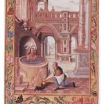 Splendor Solis Plate XI - The Seventh Parable