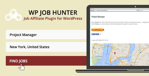 WP Job Hunter v1.9.2 – WordPress Job Board Plugin