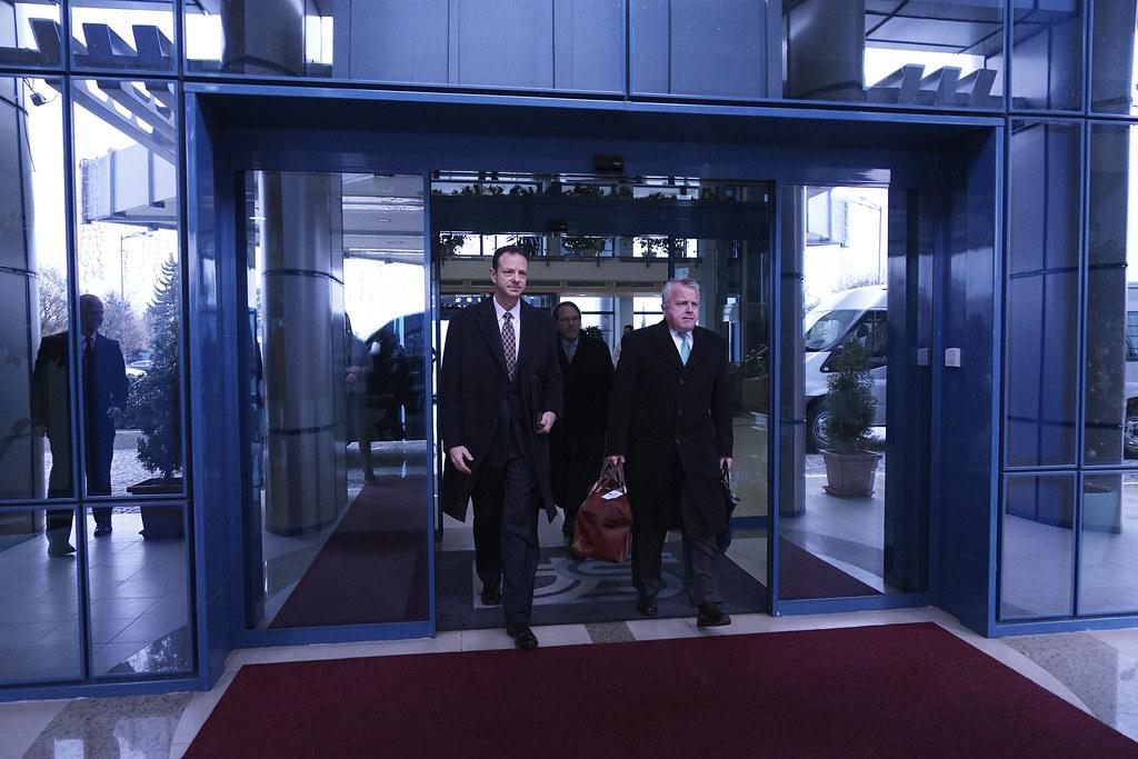 Deputy Secretary of State John Sullivan Visits Bulgaria