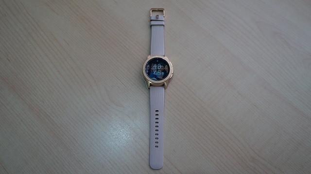 Galaxy Watch (Liputan6.com/ Agustin Setyo W)