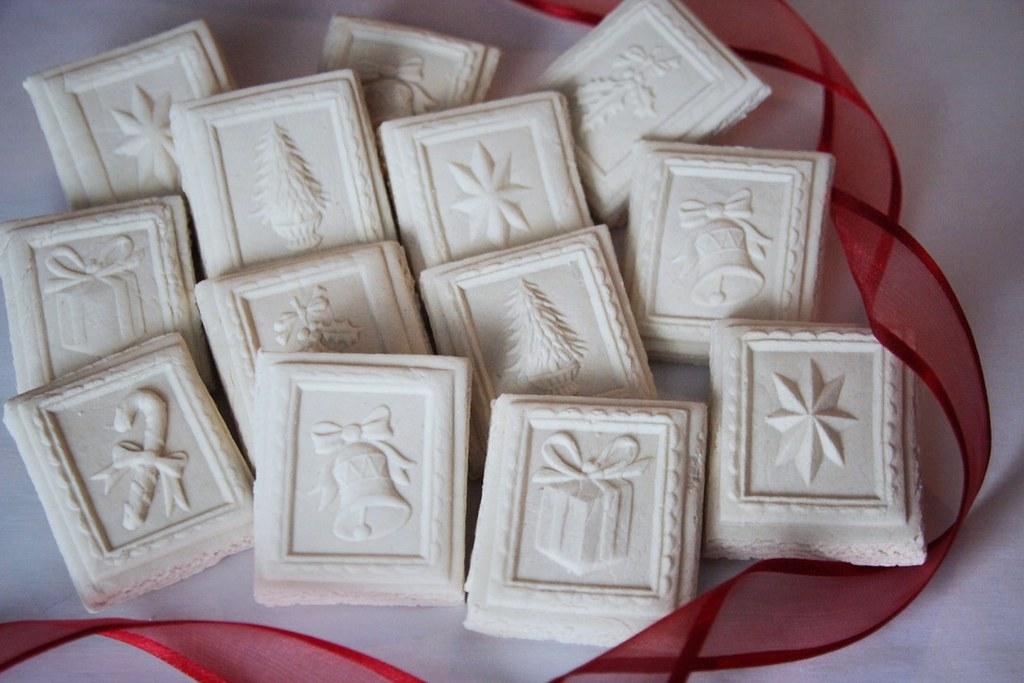 Christmas Springerle Cookies Nadia Bakes Flickr