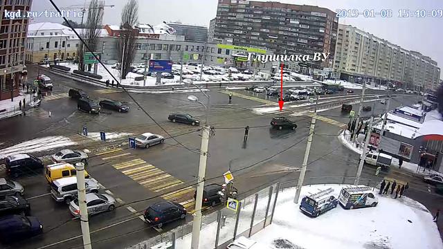 Putin visit  Kaliningrad