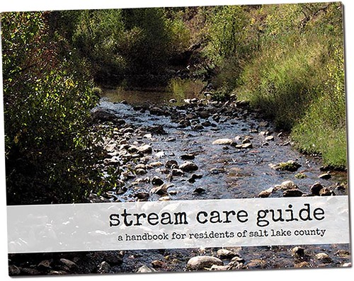 Stream Care Guide: A Handbook for Residents of Salt Lake County
