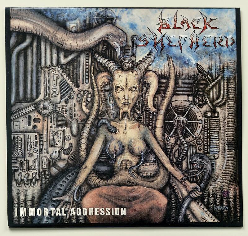 A0573 BLACK SHEPHERD Immortal Aggression
