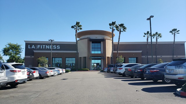 LA Fitness - Garden Grove, CA