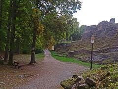 Au pied du château - Photo of Oberhaslach