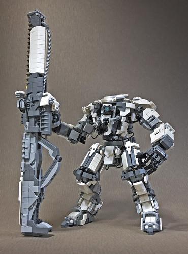 LEGO Robot Mk17-05
