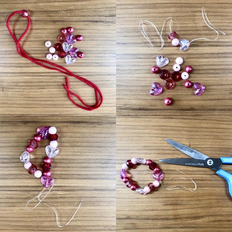Valentine's Friendship Bracelet