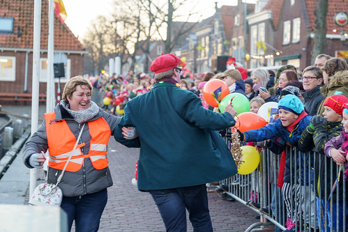 Intocht Sinterklaas Medemblik © WEEFF