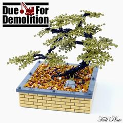 Brick Bonsai - Due For Demolition!