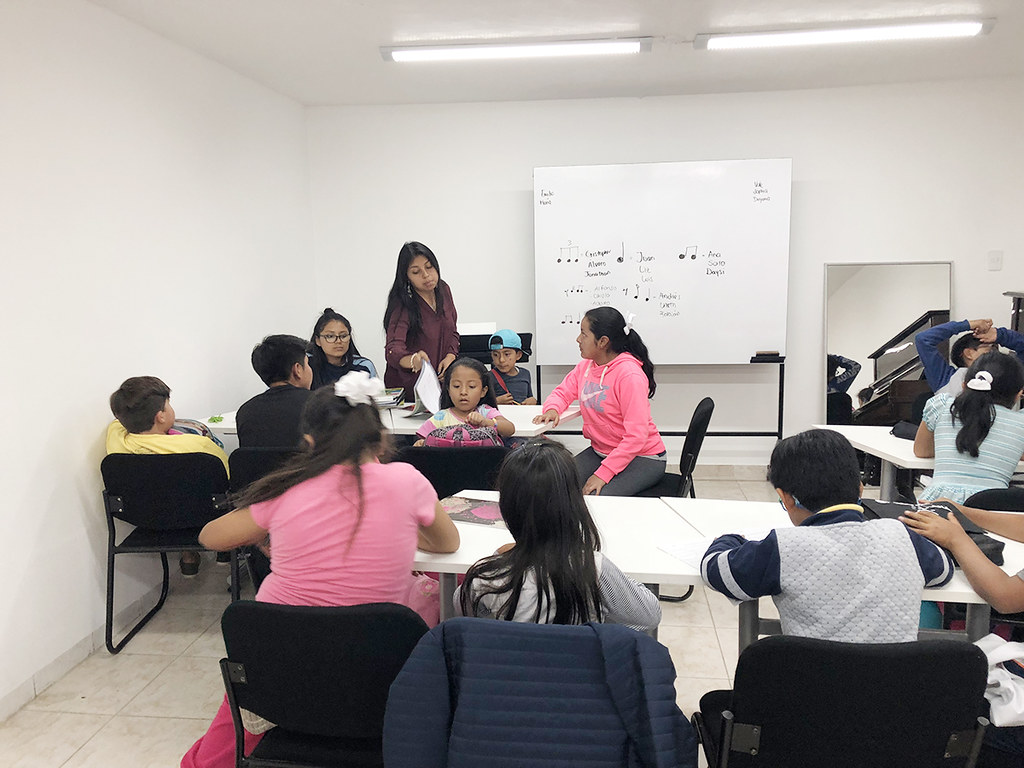 CLASES BRASS BAND DEL ECUADOR