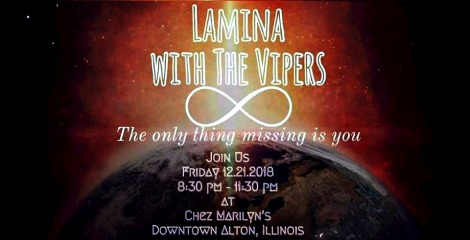 Lamina With The Vipers 12-21-18