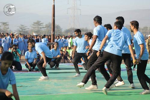 Devotees of Kabaddi Teams seeking blessings