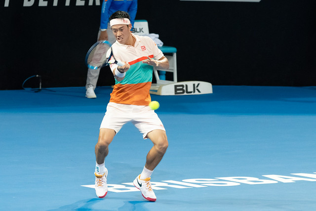 Brisbane International Tennis Finals 2019 - Kei Nishikori def. Daniil Medvedev