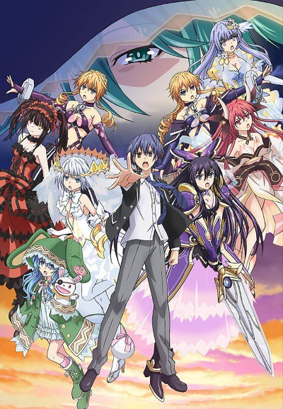 31842097077_81b5735b9f_b - Date A Live III [12/12] [FS] [720p & 1080p] [Sub. Español] [Mega - 1Fichier] - Anime no Ligero [Descargas]