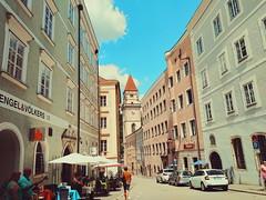 Town hall of Passau