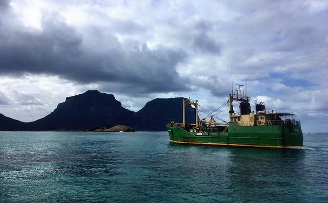 Lord Howe Island : The Island Trader