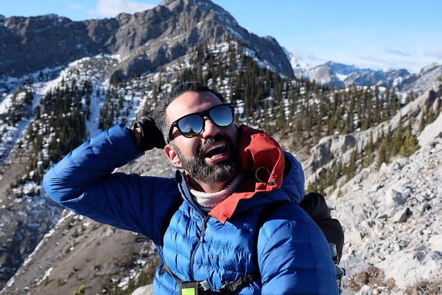 Scrambles - Mt. Baldy - Jan 2019-20