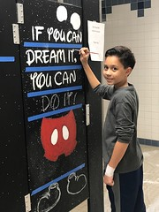 Julie Minnis - HGMS Kindness Club Motivational Messages Project