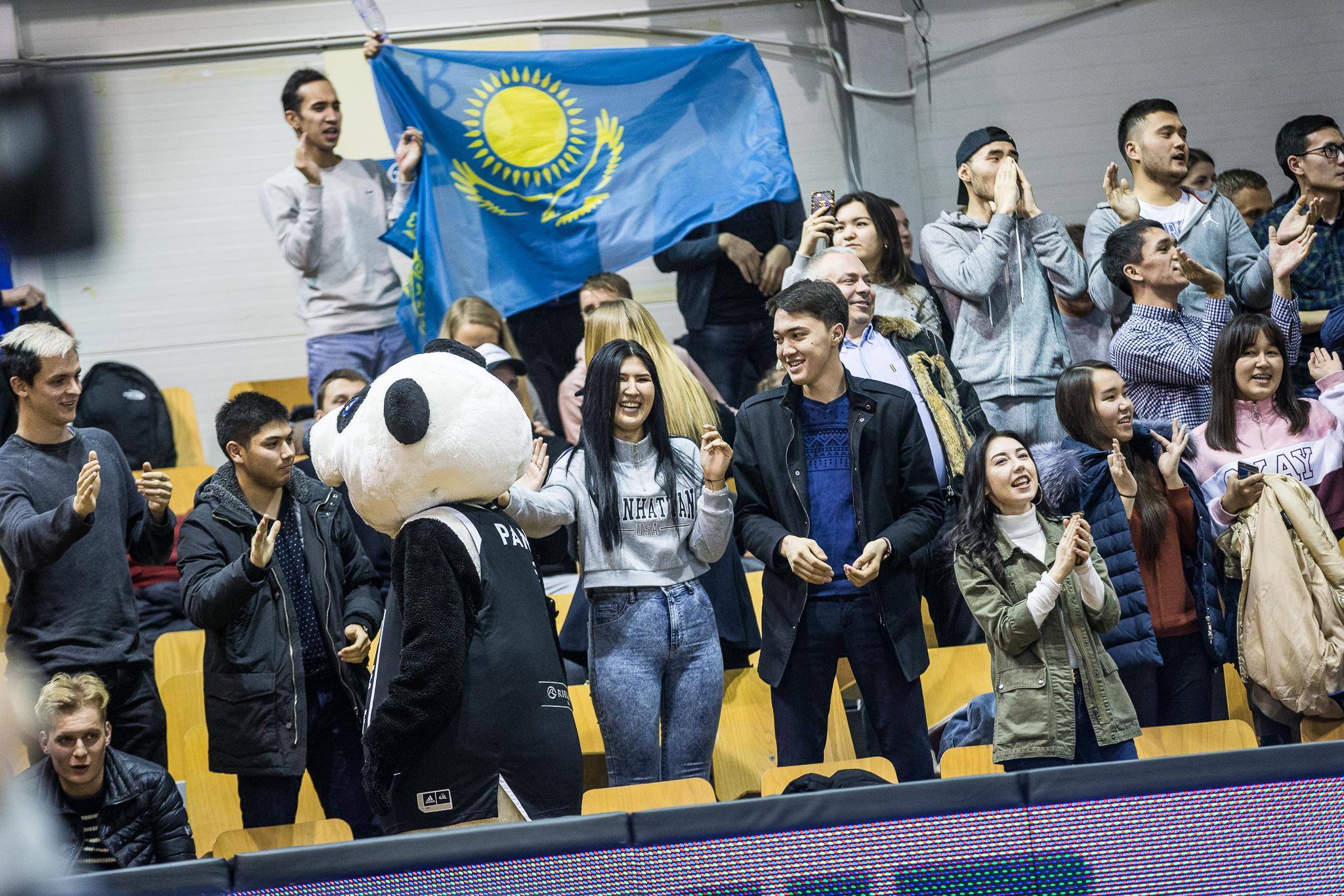 19/11/2018 VEF-Astana 71:93