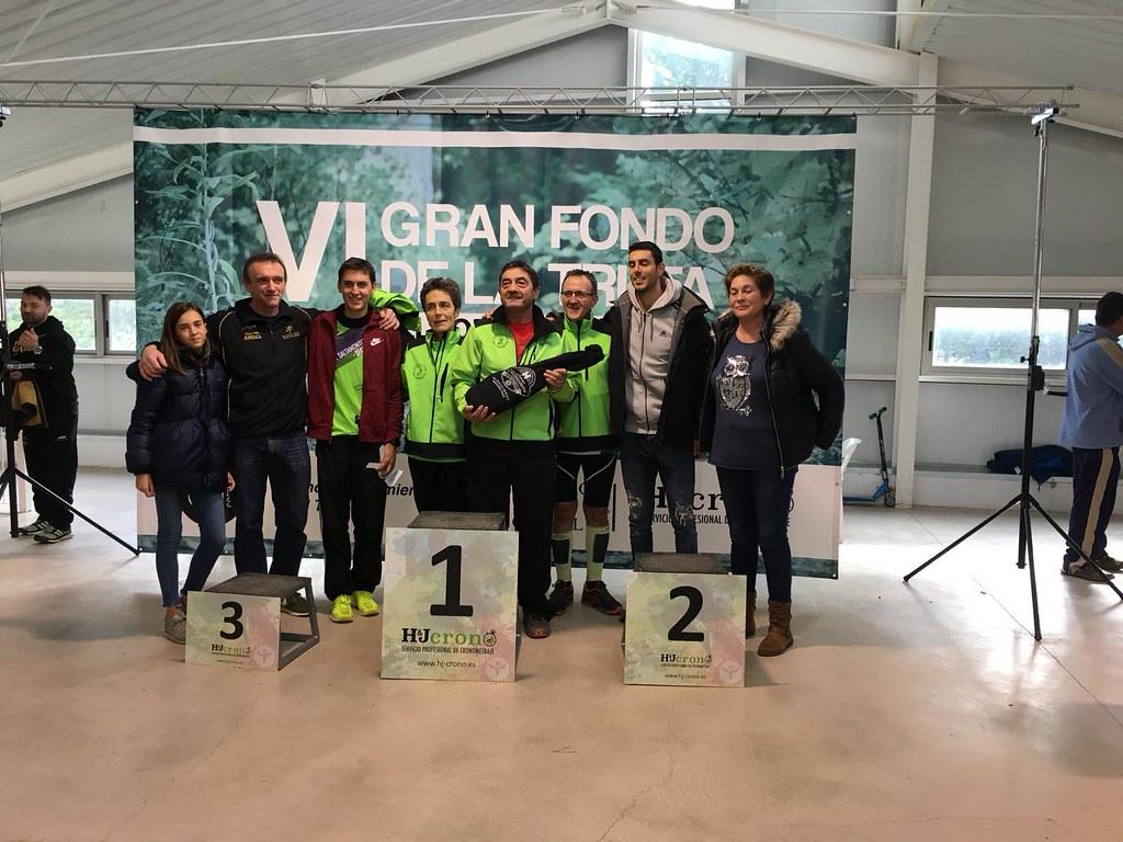 VI Gran Fondo de la Trufa El Toro 2018