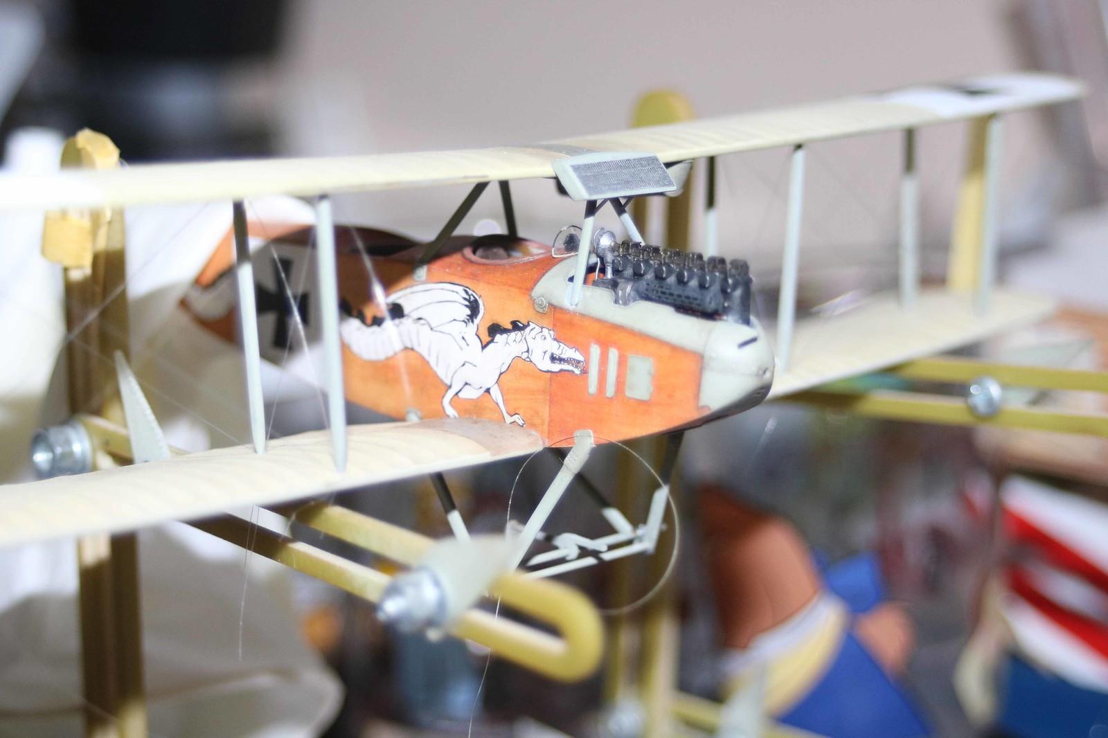 1/48 Albatros C. III   Crocodile et Dragon - Page 2 32336329198_cf0db061f2_h