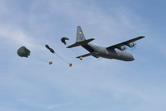 Operation Christmas Drop on Fais Island, Federated States of Micronesia