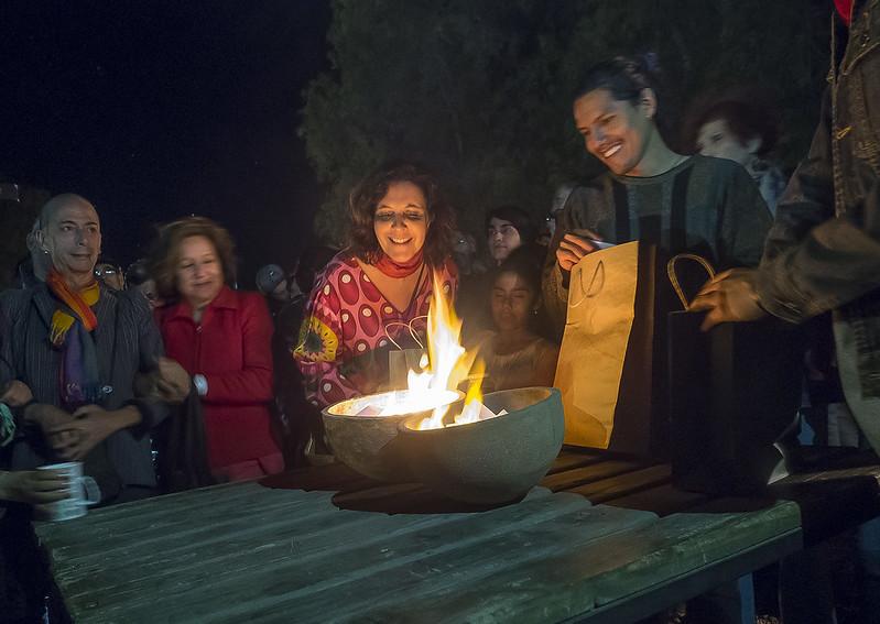 Parque Manantiales, Cena de Fin de Año, 2018