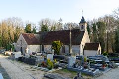 1576 L'Eglise Saint-Ferréol et ses superbes fresques - Photo of Vieille-Église-en-Yvelines